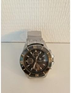 Montre chronographe bracelet métal