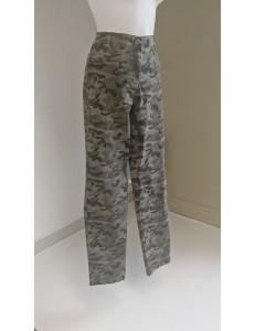 "Pantalon ""militaire"" toile"