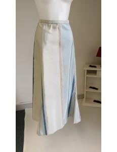 Tailleur jupe longue et veste