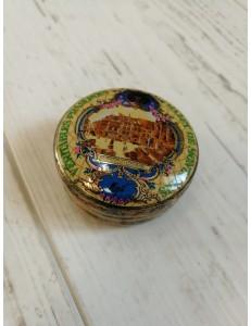 "Boite métal ronde ""Mazet de Montargis"""